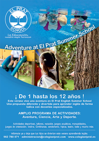 El Prat English Summer School